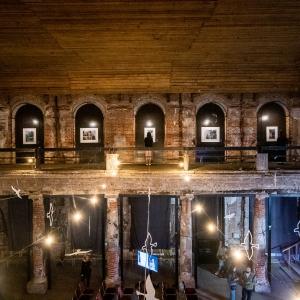 Выставка акварели Сергея Кузнецова «Двенадцать касаний» и мастер-класс в Анненкирхе