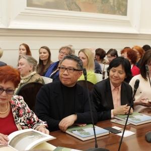 Выставка произведений В.М.Сидорова, посвященная 90-летию мастера.