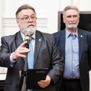 На заседании Президиума РАХ 16 октября 2018 года