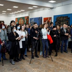 «Война  и  мир». Выставка произведений А.К. Быстрова и его учеников в Санкт-Петербурге