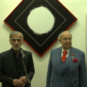«Выход в Свет».  Выставка произведений Омара Чхаидзе