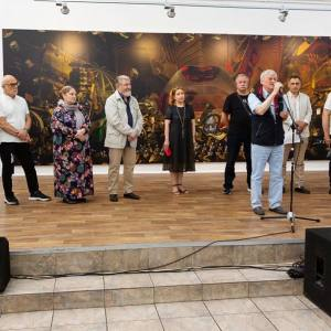 Шестая межрегиональная академическая передвижная выставка «Красные ворота/Против течения» в Саратове