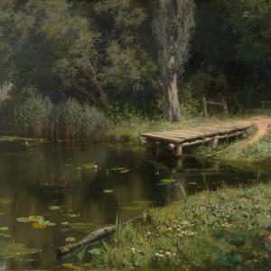 Выставка «Василий Поленов. К 175-летию со дня рождения» в Третьяковской галерее