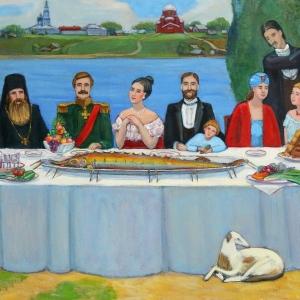 «Мой славный Татарстан». Выставка Полины Илюшкиной в Санкт-Петербурге