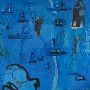 «Девушки предпочитают нефтяников». Выставочный проект Ирины Эльдаровой.