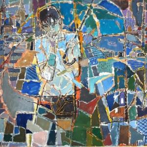 Выставка «Человек в городе» на Кузнецком мосту,11