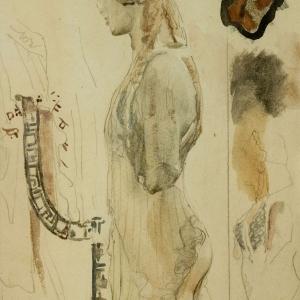 Выставка «Валентин Серов. Наброски, эскизы и рисунки из собрания НИМ РАХ» в Санкт-Петербурге