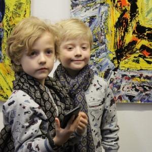 «Норвегия - Россия. Паломничество художника». Выставка произведений Кьель Пар-Иверсена