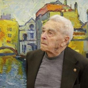 Выставка произведений Владимира Мочалова.