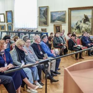 VI Международная научно-практическая конференция «ИСКУССТВО и ВЛАСТЬ» в Саратове. 2019