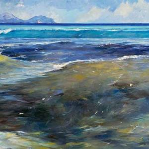 «Море…». Выставка произведений Василия Нестеренко в Москве