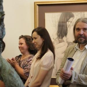 «Очень человеческое». Выставка произведений Олега Закоморного