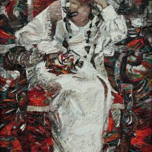 «Вдохновение и традиции». Выставка произведений Николеты Стати в МВК РАХ