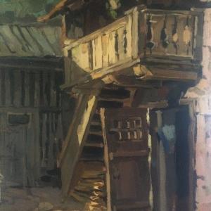 Выставка «Пленэр» в МАХЛ при РАХ