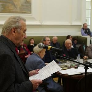 На заседании Президиума РАХ 13 ноября 2018 года