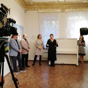Выставка «Новый русский пейзаж» в рамках Первой биеннале современного искусства в Ярославле