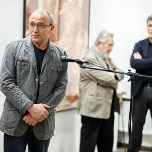 Выставка «Учебный рисунок» в МВК РАХ. Мастерская монументальной живописи Александра Быстрова
