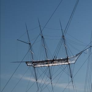 «Теория струн». Выставка произведений Александра Пономарёва в Крокин галерее