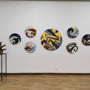 Стажеры и выпускники Творческих мастерских РАХ - участники выставки «Срез» в Красноярске