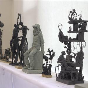 Годовой академический просмотр в Московском академическом художественном лицее  при Российской академии художеств