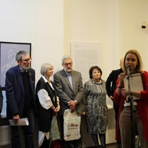«Своя линия». Выставка произведений Сергея Цигаля