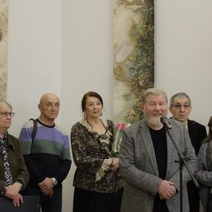 «Простые и вечные НИТИ тонкие и неразрывные» Выставка произведений Натальи Мурадовой.