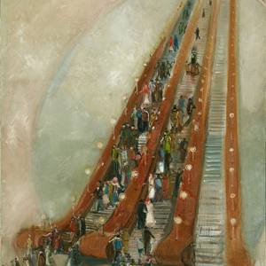 Выставка «Москва сквозь века» в ГТГ