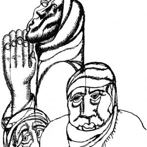 Выставка произведений Зураба Церетели в МВК «Новый Иерусалим»
