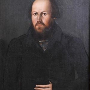 Колендас П. Портрет Алексея Петровича Чичелева. 1843 г. ПЗМ.