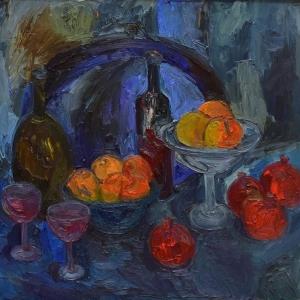 «От натуры – к образу». Выставка произведений А.М.Рубца в Калуге