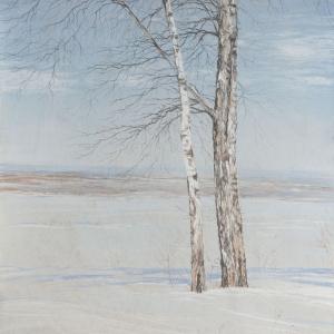 Выставки произведений Олега Закоморного в Москве.