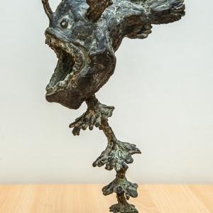 «Творения». Выставка анималистической скульптуры А.Марца в Липецке