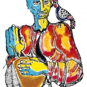 13.03.2020 -22.04.2020. Зураб Церетели «Магический реализм». Выставка в Старом Осколе