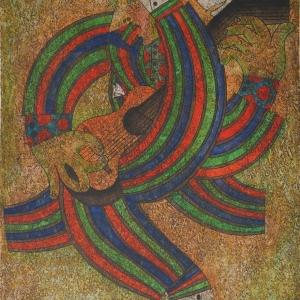28.04.2021 - 19.05.2021. Выставка «Борис Мессерер. Офорт для театра» в Российской государственной библиотеке искусств