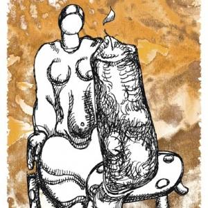 Графика Зураба Церетели