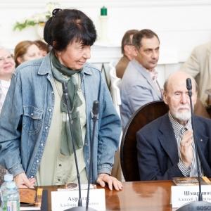 На заседании Президиума РАХ 10 сентября 2019 года
