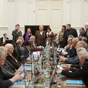На заседании Президиума РАХ 2 октября 2018 года