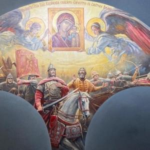 Выставка произведений В.И. Нестеренко в Орле