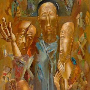 «Лабиринты времени». Выставка произведений Михаила Брусиловского в Санкт-Петербурге