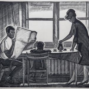 Выставка произведений Гурия Захарова в Липецке