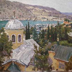 Выставка «Крепости и исторические объекты Крыма» в Музее архитектуры.