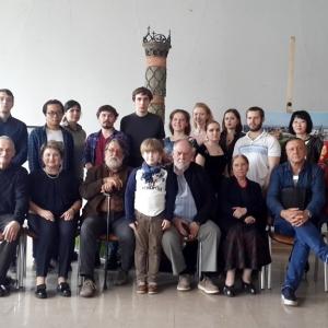 Работа Государственных экзаменационных комиссий в академических художественных институтах в 2017 г.