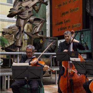 «Хрустальная часовня» в рамках акции «Ночь музеев-2018» в МВК РАХ Галерее искусств Зураба Церетели
