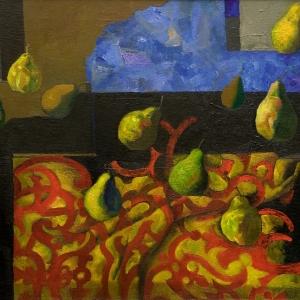 Vita brevis, Ars longa. Выставка произведений Н.В. Медведева (1950-2018) на Кузнецком Мосту,11