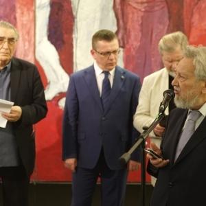 Выставка «Светлин Русев. Живопись. Избранное. 1988-2018»
