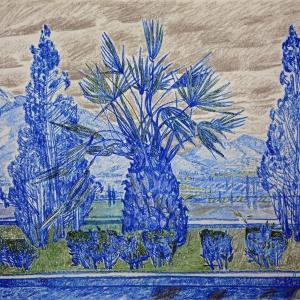 Выставка произведений А.А.Блиока в Грузии