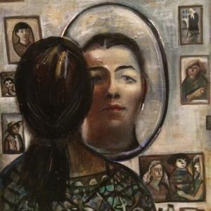 Выставочный проект «Автопортрет в ЦДА»