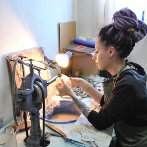6-14 сентябяря 2018. VIII международный симпозиум по художественному стеклу «Хрустальное сердце России» в Никольске.