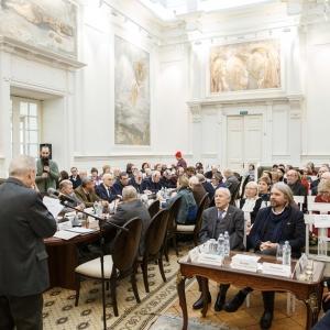 На заседании Президиума РАХ 5 февраля 2019 года