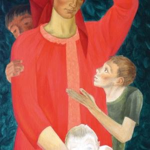 Выставка произведений Джанны Тутунджан в Вологде